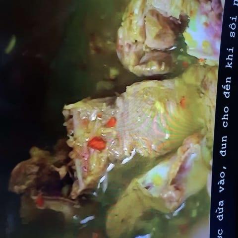 Mì Quảng tôm thịt