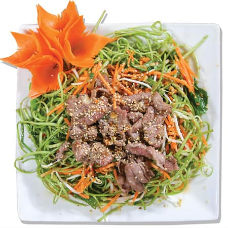 how-to-make-spinach-and-beef-salad